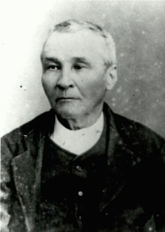 A photo of Daniel Theodore Pegram
