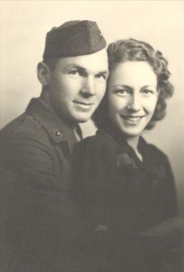 James Edward Wright & Sarah Elizabeth Quail