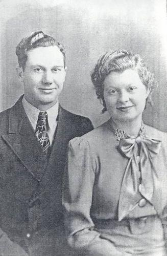 Elmer & Alice Huck