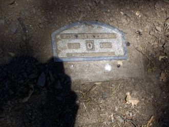 Rose Marie Cornell Crowder Headstone