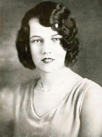 Margaret Dillingham, Texas, 1929
