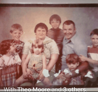 """A photo of William """"Bill"""" R. Moore"""