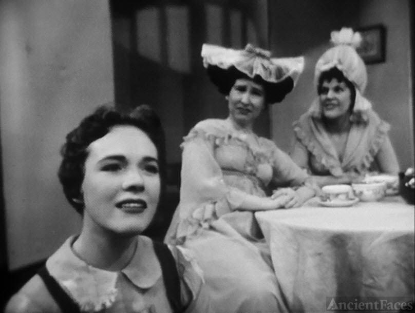 Alice Ghostley, Kaye Ballard and Julie Andrews
