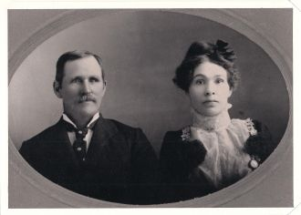 Alonzo Jenkins & Wife