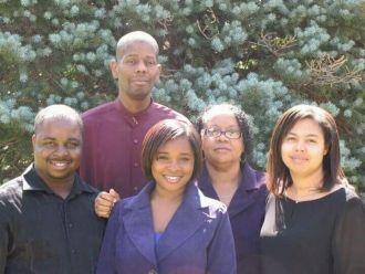 Sidney Arnaze Carnes Family