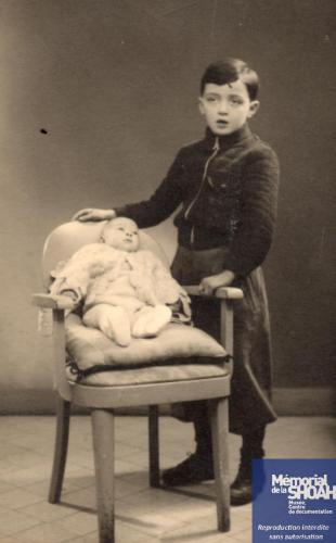 A photo of Henri Sejwacz