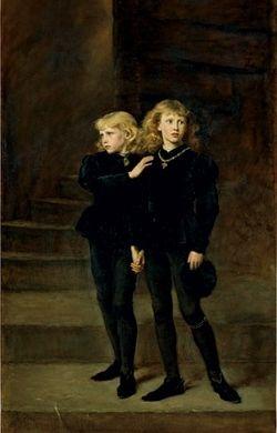 Edward and Richard York