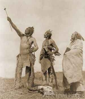 Native Americans, unknown