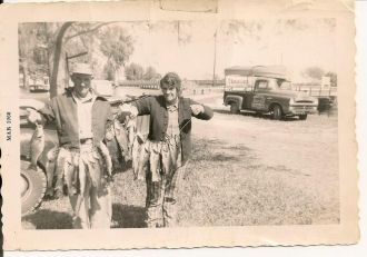 Harvey Hale & Tabitha Fullwood, Florida 1960