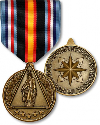 Global War on Terrorism (GWOT) Service Medal
