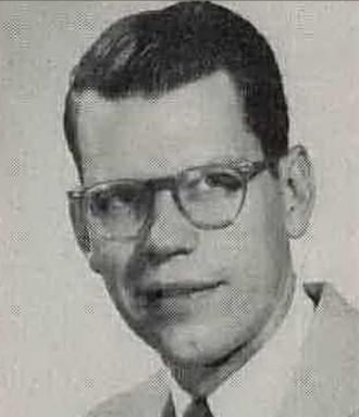 Ronald Charles Murphy Jr.--U.S., School Yearbooks, 1900-1999(1957)
