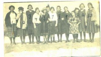 School Friends of Kathryn Quinn