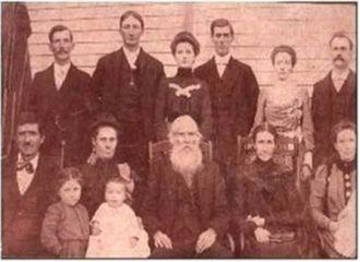 Piercy Family Gathering