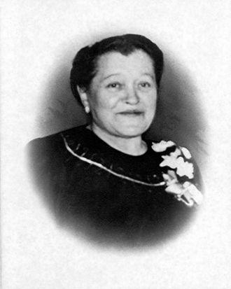 Rose Mermelstein Sobel