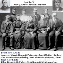 Jane and John Bennett Family