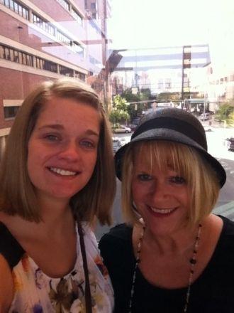 Caitlin & Tracy (Billings) Kimball