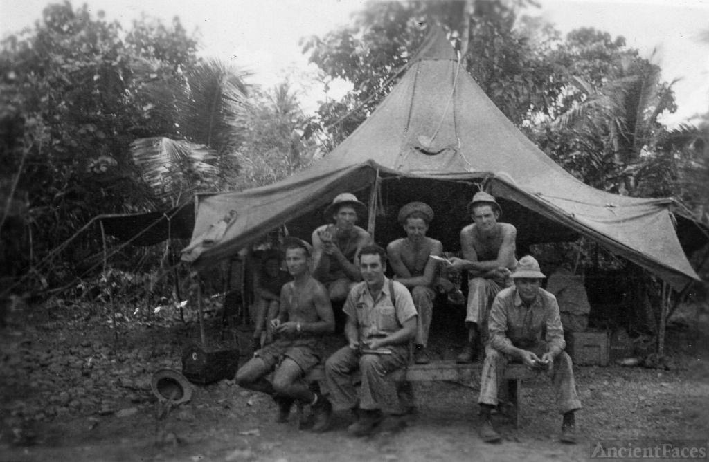 Armament Shop, Milne Bay
