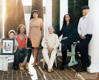 Hattie McDaniel Family