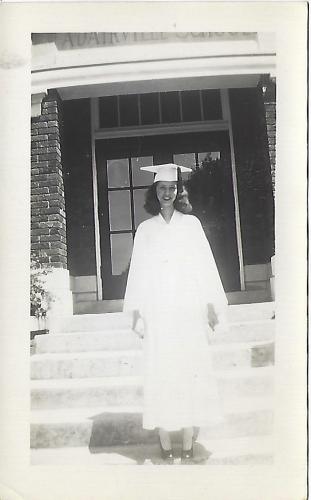 Mary Wynne Gunn Adairville, Kentucky