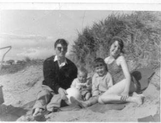 Valerie, Charles, Stuart & John Bavidge, UK