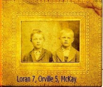 Loran D McKay