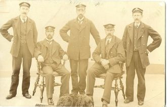 Joseph Harry Bolitho Hooper & Lightkeepers, England