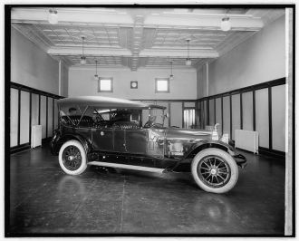 Presidential State Car - Warren G. Harding