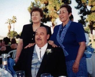 John, Oralia, and Filia Cano