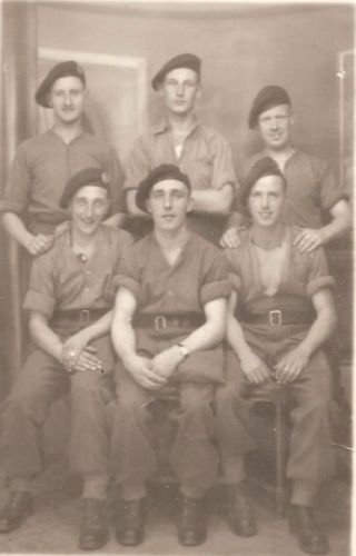 Ralph Baverstock, 1942