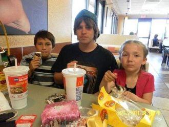 Dani Marie Stephens family