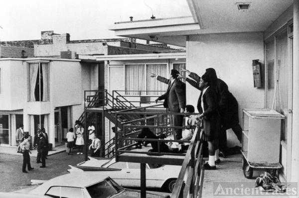 Martin Luther King Jr. Shooting