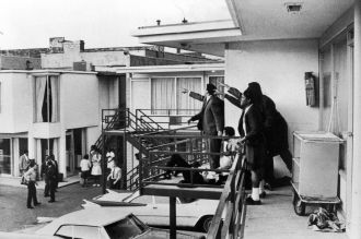 Martin Luther King Jr. Shooting