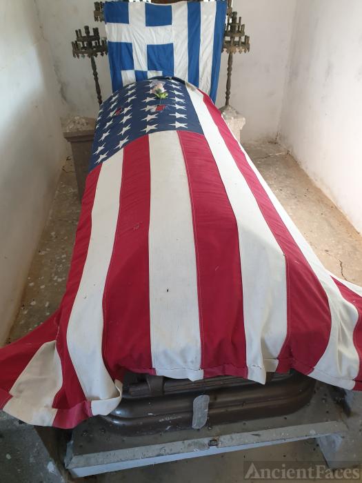 Nicholas W Boudros Coffin