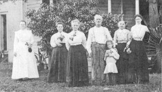 Barksdale Family