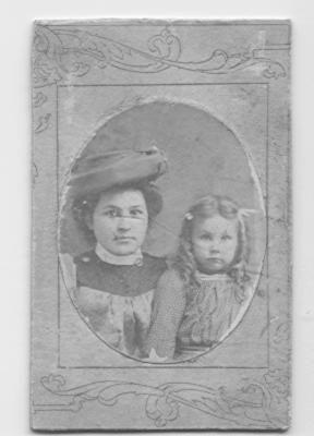 Nellie and Birdie Kelley