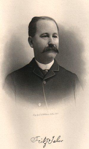 Frederick Thomas Isler