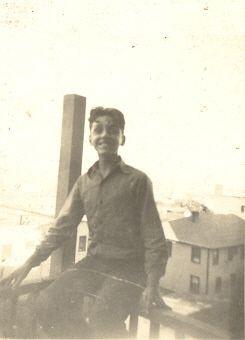 Sonny Lucas abt 1940
