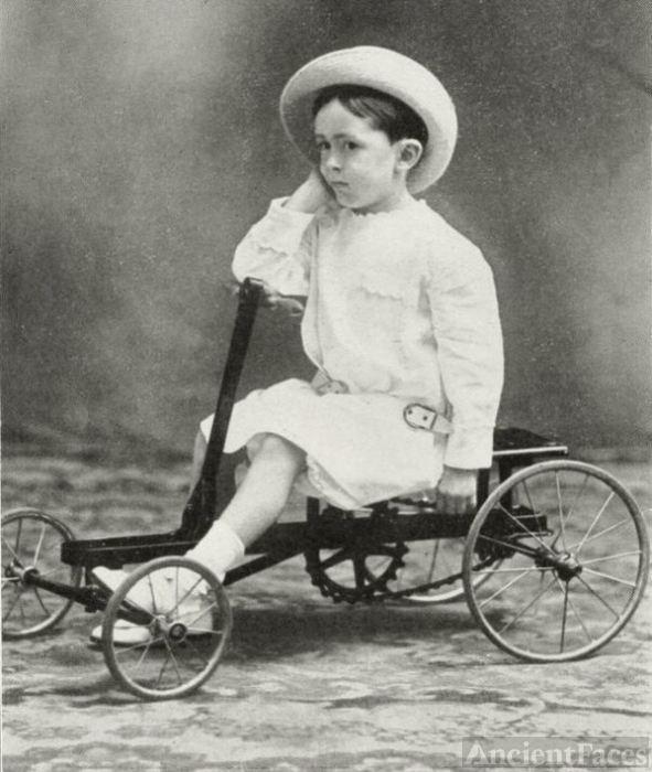 Eldon McMullen, Florida 1900's