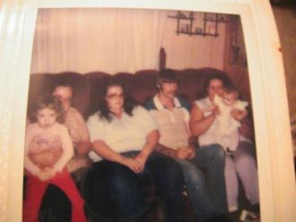Daryla F Fisher (Luinstra) family