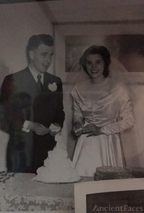 Billie and Leonard Dean Blakney