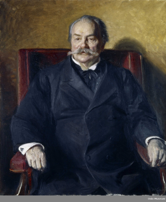 Johan Severin Svendsen