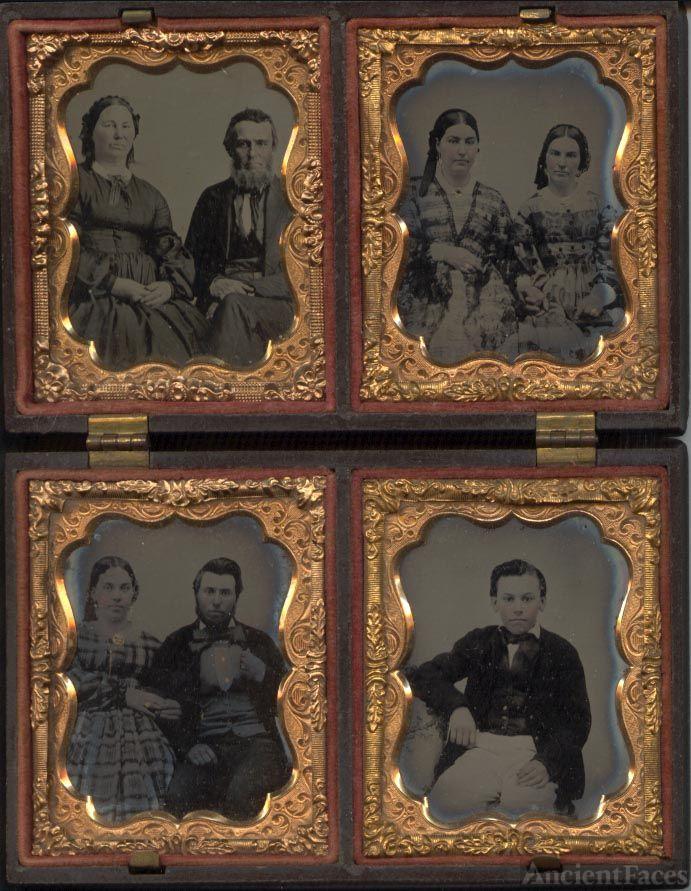 Four Unknown Photos