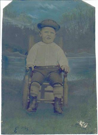 Artee Varden DUFF, age 2