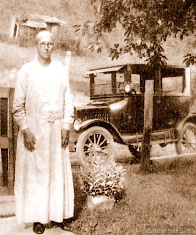 Mary Eliza ELLINGTON Smedley Early 1900's