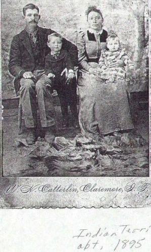John Alexander Tucker Family