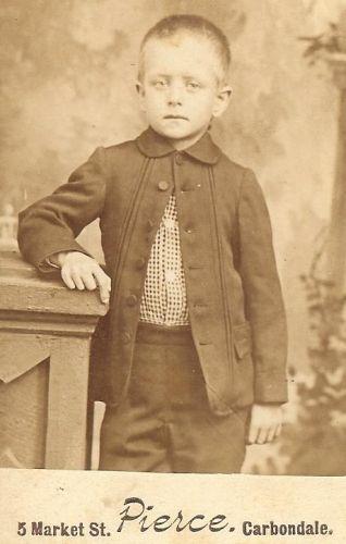 A photo of Lyman Woodmansee