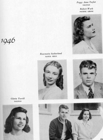 Salinas Junior College Class of 1946
