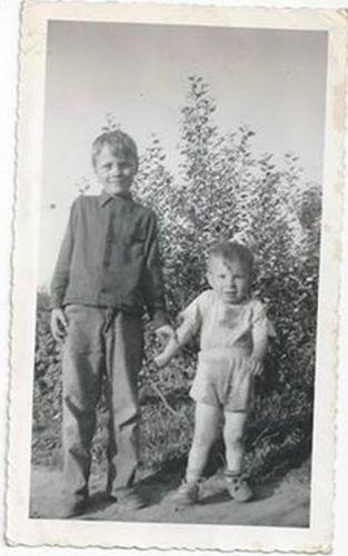 Clarence & Robert Sponenberg