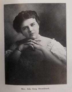 Ada Gruver (Sorg) Walser