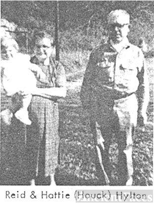 Reid Hylton & Hattie Houck